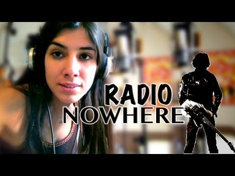 Bruce Springsteen - Radio Nowhere (cover by Alba)