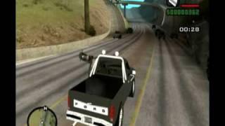 Cleo Mody GTA SA - Zorro 2