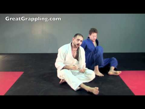 Kesa Gatame Escape Pelvis to Butt.mov Image 1