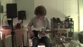 """Coldplay """"All I Can Think About Is You"""" Live Official Rock Guitar Cover //LOOP"""
