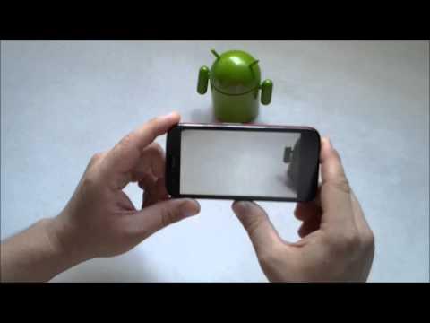 Filmando com o Moto G - Android 4.3 Jelly Bean