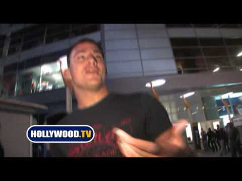 GI Joe Star Channing Tatum on Twilight Movie Rumors Video