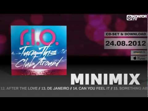 Sonerie telefon » RIO – Turn This Club Around [Limited Edition] (Official Minimix HD)