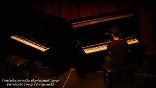 (Concert Live ver.)?Farewell Song?Original Composition by ZackyAnimePiano [Piano]