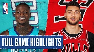 HORNETS at BULLS | FULL GAME HIGHLIGHTS | December 13, 2019