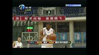 [TMACinCHINA]Tracy McGrady - 23pts 3reb 7ast 1stl 1blk 6pf - Full Highlights vs Tianjin(G24)