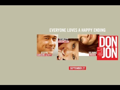 Comedy - DON JON - TRAILER | Joseph Gordon-Levitt, Scarlett Johansson, Julianne Moore