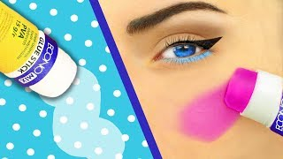 10 DIY School Supplies Makeup / Pranks For Back To School