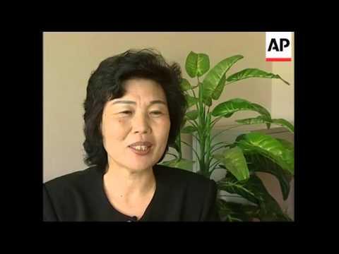 First television record of NKorea''s economic reform