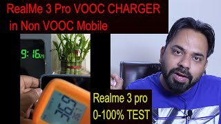 Realme 3 Pro Fast Charging & Heat Test | Vooc 3.0 charging to another mobile