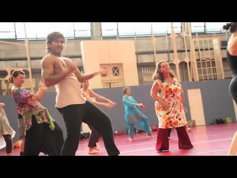 Impulstanz Workshops bollywood Dance 2012 By Terence Lewis video