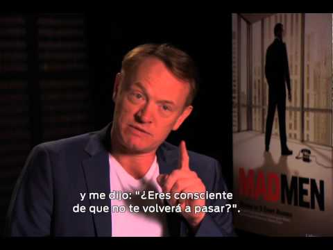 Jared Harris responde: