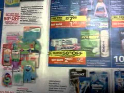 Rite Aid 12/9 coupon ad match up 2 of 2