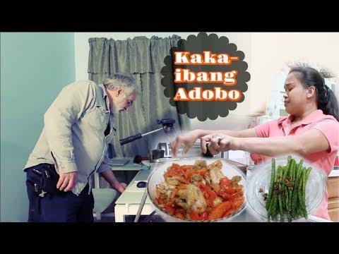 Chicken Adobo For Tommy - ( Fil-Am Vlog )