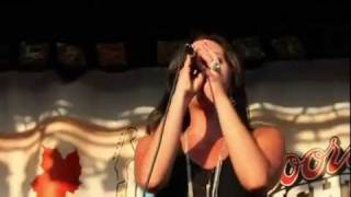 Amanda Nagurney (Live) Molson Concert Series 2011 -.wmv