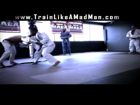 Team Lloyd Irvin High Intensity Professional Brazilian Jiu-Jitsu (BJJ) Training
