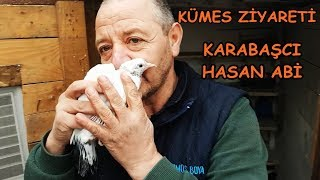 Bu Kadar Samimi Olunmaz :) Kümes Ziyareti Karabaşcı Hasan Abi Farkıyla...