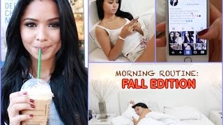 download lagu Get Ready With Me: Morning Routine  Fall Edition gratis