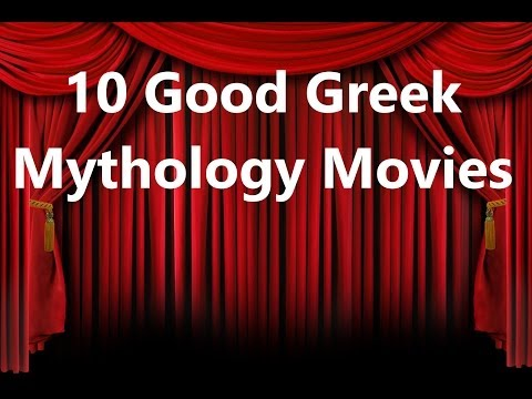 10 Good Greek Mythology Movies