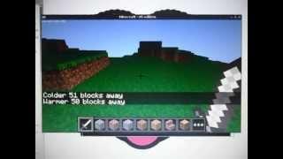 Raspberry Pi - Minecraft - Hide and Seek