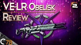 VE-LR Obelisk Review (A Simple DMR) | Planetside 2 Gameplay