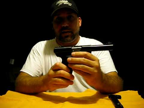 Ruger MK III 22 45 Fieldstrip ( disassemble & reassemble  ) made easy