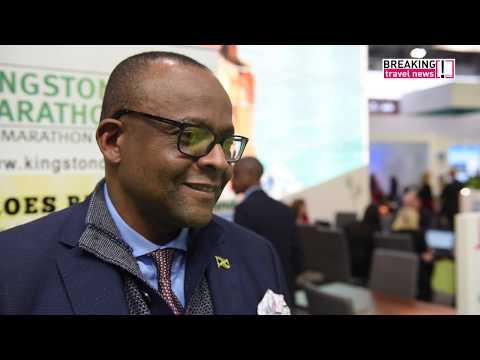Donovan White, director, Jamaica Tourist Board