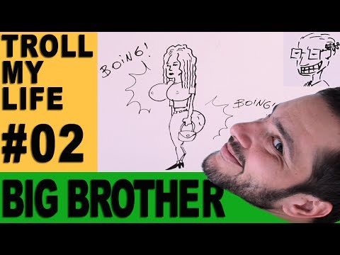 TROLL MY LIFE #02 - BBB (BIG BROTHER BRASIL) klip izle