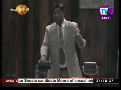minister ravi karuna|eng