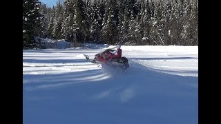 Rc snowmobile skidoo new bright BRUSHLESS,jumping,deep snow.