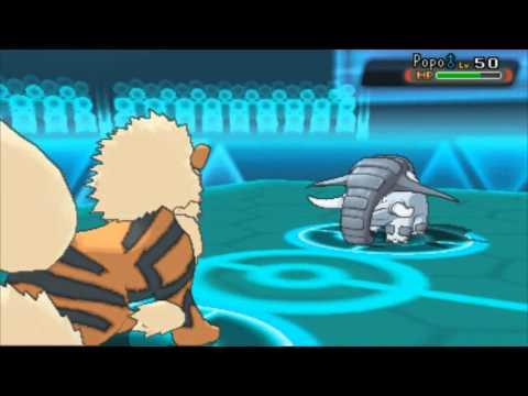 Pokemon ΩR AS  Batalla #2  vs Mauricio Palacio [Tier UU  PI Metagame]