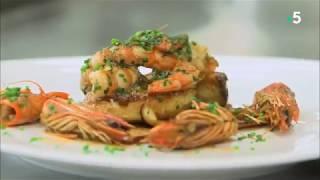 Crevettes en eaux troubles