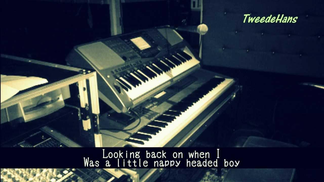 Wish stevie wonder karaoke w lyrics cover youtube
