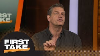 Mike Golic doesn't buy Terry Rozier saying Celtics 'needed' to get butts whooped | First Take | ESPN