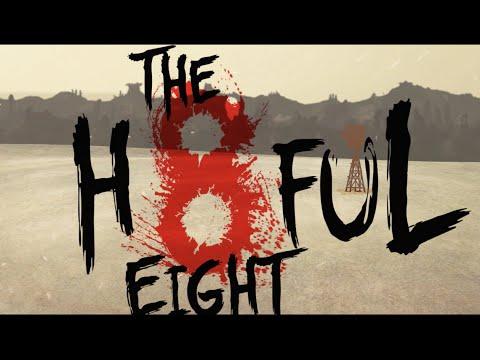 The Hateful Eight - Teaser Trailer (Remake HQ 1080p)