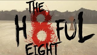 The Hateful Eight - Teaser Trailer (Remake HQ 1080)