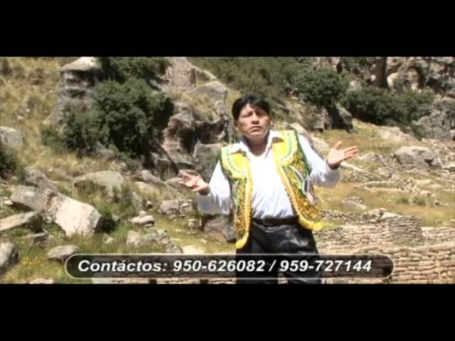 ELOY DE LOS ANDES adios  mi amor (primicia 2012) video oficial