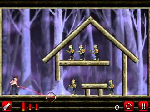 Stupid zombies 2 walkthrough forest levels 11 20 gameplay iphone ipod