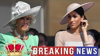Camilla BLASTS Meghan Markle: Inside their royal feud