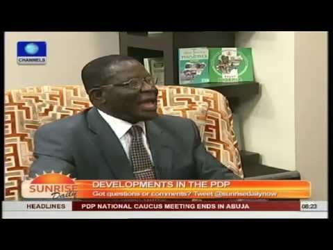 NGF Has Not Brought Anything Positive To Nigeria- Isuwa Dogo Pt 1