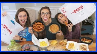 Denny's VS IHOP Taste Test!