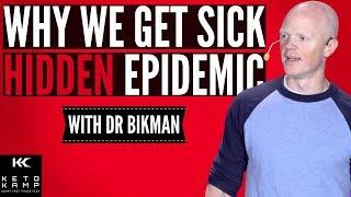 Dr Benjamin Bikman, Why We Get Sick, Insulin Resistance Causes & Symptoms