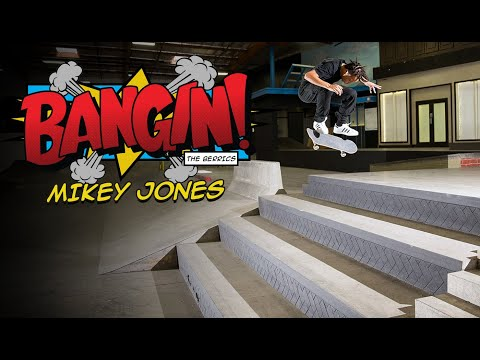 "Heavy Hitter ""BANGIN!"" With Mikey Jones"