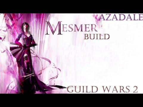 Guild Wars  Dps Mesmer Build Pve