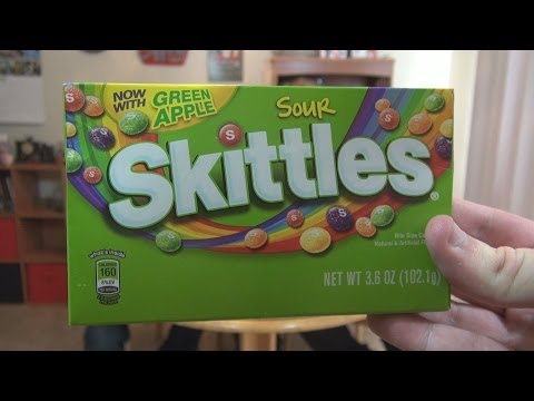 WE Shorts - Sour Skittles w/ Green Apple