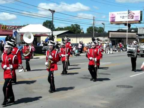 Emmerich Manual High School Marching Band - Indianapolis