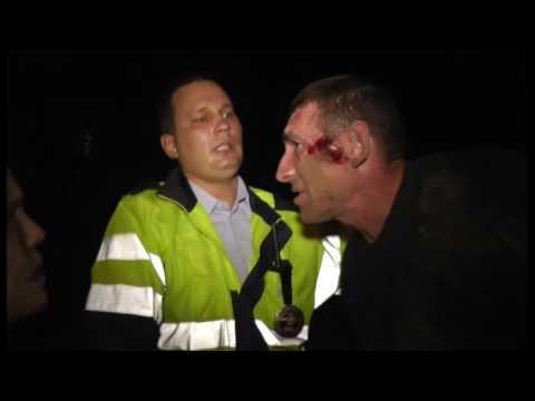 Отметил день строитлей пьяный водитель 99, ул.Волкова. Место происшествия 17.08.2016