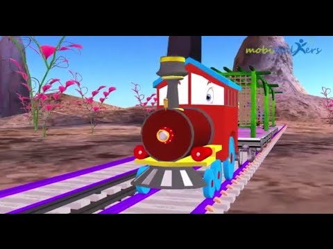 Nursery Rhymes For Children | Train Abc Songs For Kids | Children Nursery Rhymes video