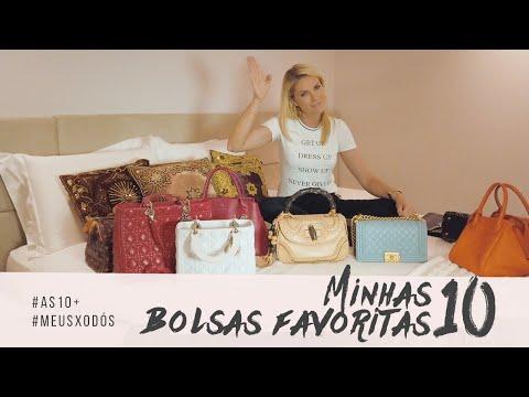 MINHAS 10 BOLSAS PREFERIDAS   ANA HICKMANN
