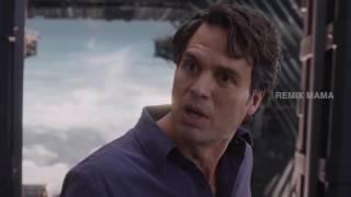 Maari   Hulk   Trailer Remix